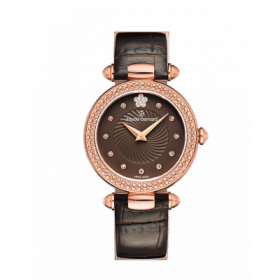 Claude Bernard Dress Code with stones - 20504 37RP BRPR2