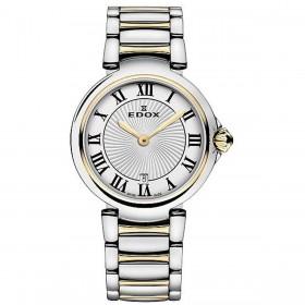 Дамски часовник Edox Lаpassion - 57002 357RM AR