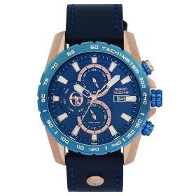 Мъжки часовник Sergio Tacchini Archivio Dual Time - ST.1.111.02