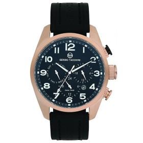 Мъжки часовник Sergio Tacchini Archivio Dual Time - ST.1.117.01