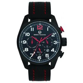Мъжки часовник Sergio Tacchini Archivio Dual Time - ST.1.117.04