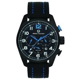 Мъжки часовник Sergio Tacchini Archivio Dual Time - ST.1.117.05