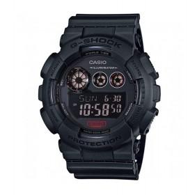 Мъжки часовник Casio G-Shock Mission Black - GD-120MB-1ER