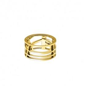 Дамски пръстен Calvin Klein - KJ1TJR1001