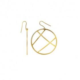 Обици Calvin Klein Draw - KJ1TJE1001