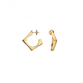 Дамски обици Calvin Klein Slant - KJ53BE0201