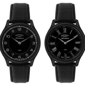 Мъжки часовник с две лица Rotary - GS02968/10/19