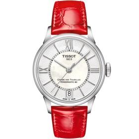 Дамски часовник Tissot Chemin Des Tourelles - T099.207.16.118.00