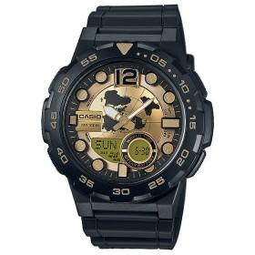 Мъжки часовник Casio Collection - AEQ-100BW-9AVEF
