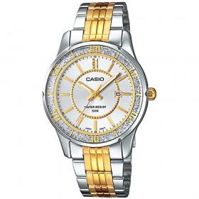 Дамски часовник Casio - LTP-1358SG-7A