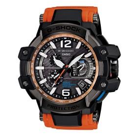 Мъжки часовник Casio G-Shock GPS Hybrid - GPW-1000-4AER