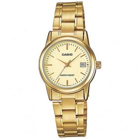Дамски часовник Casio - LTP-V002G-9A