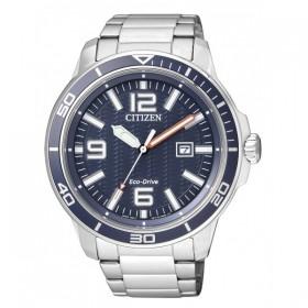 Мъжки часовник Citizen Eco-Drive - AW1520-51L