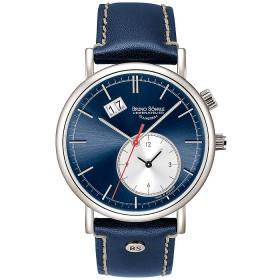 Мъжки часовник Bruno Söhnle Lago GMT - 17-13156-341