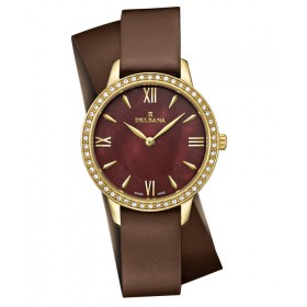 Дамски часовник Delbana - 42611.615.1.566