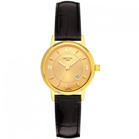 CERTINA Urban Classic Lady - Gold - 18к злато - C111.9200.68.36