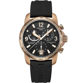 Certina DS Podium Chrono GMT Aluminium C001.639.97.057.04