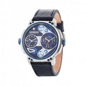 Мъжки часовник Police Steampunk - PL.14693JSTBL/03