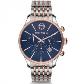 Мъжки часовник SERGIO TACCHINI CITY Dual Time ST.1.131.04