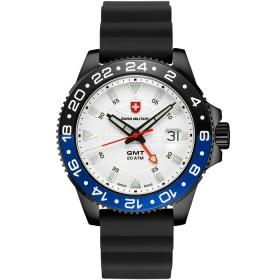 Мъжки часовник CX SWISS Military GMT Nero Scuba - 27751