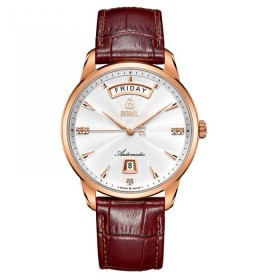 Мъжки часовник Ernest Borel - GGR9160W-221BR