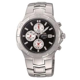 Мъжки часовник Orient Хронограф - FTD0M003B0