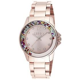 Дамски часовник Liu Jo Dancing Gold Rose - TLJ1004