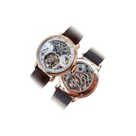 Мъжки часовник Poljot Tourbillon Skeleton - 3360.T555-RG-S
