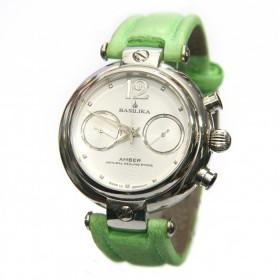 Дамски часовник Basilika Amber CHRONOGRAPH - 3133.7887701