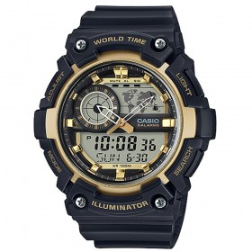 Mъжки часовник Casio Collection - AEQ-200W-9AVEF