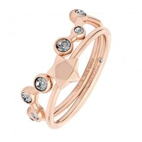 Дамски пръстен Fossil MOTIFS - JF02542791 180