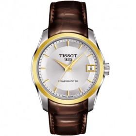 Дамски часовник Tissot Couturier - T035.207.26.031.00