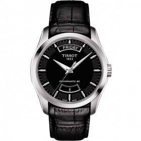 Мъжки часовник Tissot Couturier - T035.407.16.051.02