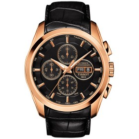 Мъжки часовник Tissot Couturier - T035.614.36.051.01
