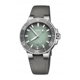 Мъжки часовник Oris Aquis Divers Date - 733 7732 4137-07 5 21 12FC