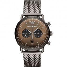 Мъжки часовник Emporio Armani Aviator - AR11141