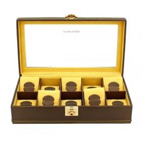 Кутия за часовници Friedrich 23 Carbon - 32048-8