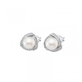 Дамски обици LOTUS SILVER Pearls - LP1928-4/1