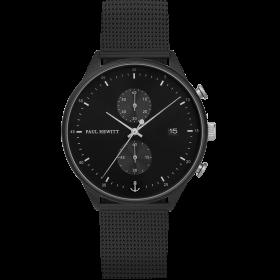 Мъжки часовник Paul Hewitt Chrono Line - PH-C-B-BSS-5M