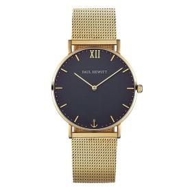 Унисекс часовник Paul Hewitt Sailor - PH-SA-G-St-B-4M