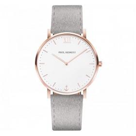 Унисекс часовник Paul Hewitt Sailor - PH-SA-R-ST-W-37S