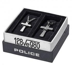 Комплект мъжко и дамско колие Police CRYPTIC SET - PJ.25694 CRYPTIC SET