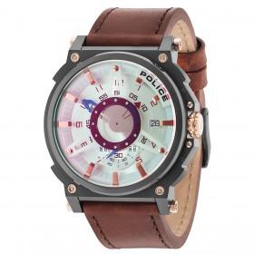 Мъжки часовник Police ARMOR COMPASS - PL.15048JSU/04