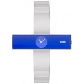 Дамски часовник Storm London CROSSTELLA LAZER BLUE - 47371B