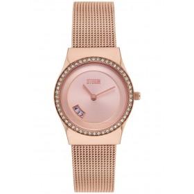Дамски часовник STORM CYRO CRYSTAL ROSE GOLD - 47385RG