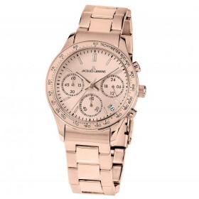 Дамски часовник Jacques Lemans - 1-1587ZK