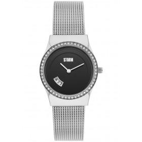 Дамски часовник STORM CYRO CRYSTAL BLACK - 47385BK