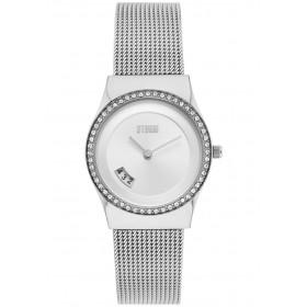 Дамски часовник STORM CYRO CRYSTAL SILVER - 47385S