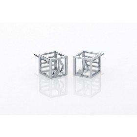 Дамски обици STORM ALLEGRO EARRING SILVER - 9980600S