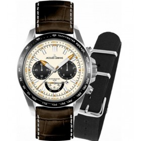 Jacques Lemans-Liverpool 1-1756B  Chronograph